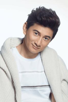 北斗-为吴奇隆明星店提供摄及设计