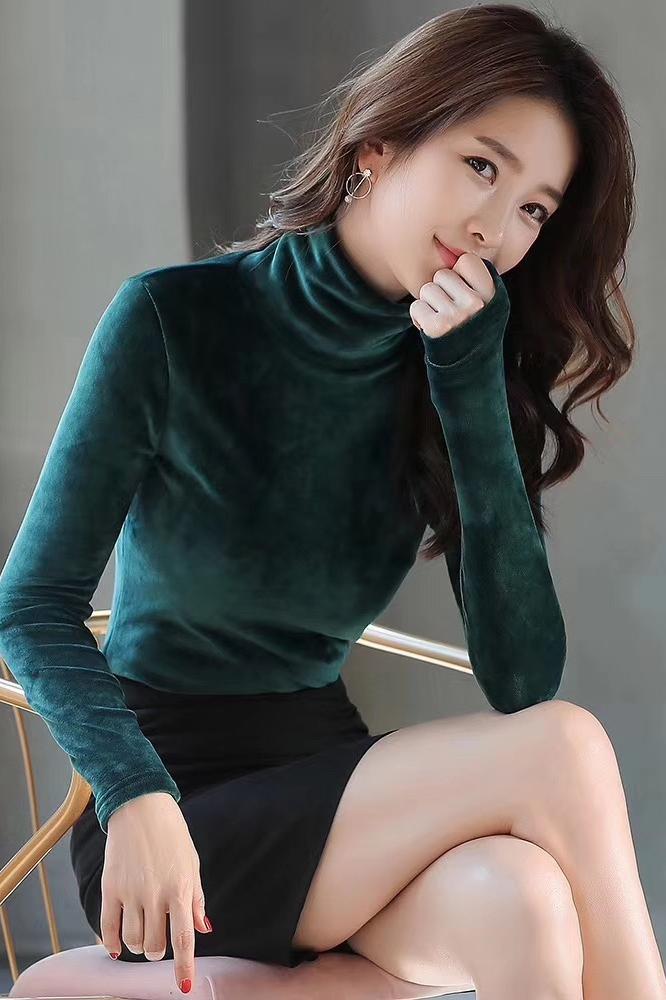 韩模林静敏(10件可拼)