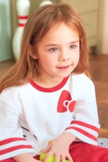 外国 儿童模特