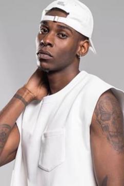 黑人男外模 非洲模特