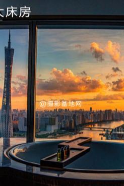珠江新城CBD云端酒店