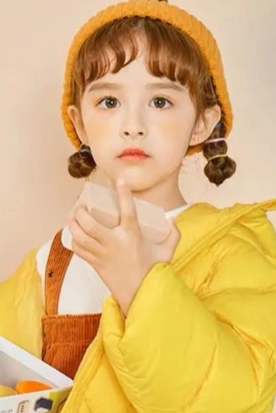 外国童模 2020年11-12月中童-大童模