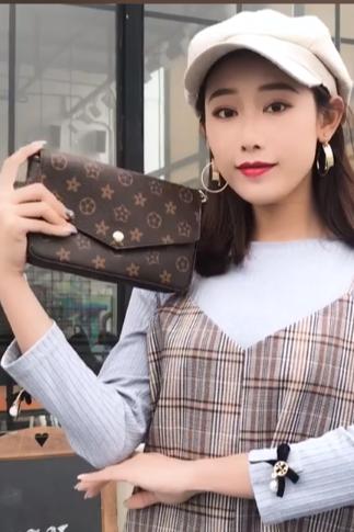 模特小白-手包淘宝主图视频拍摄