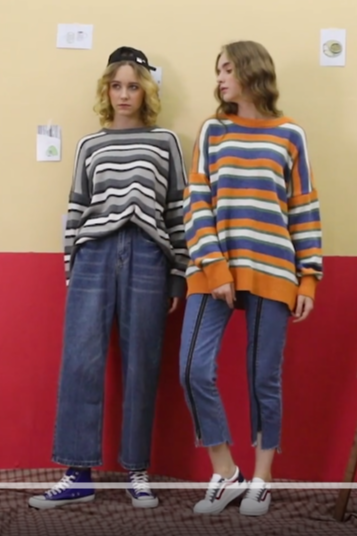 Ludy Handsome 服装外模主图视频拍摄 毛衣视频