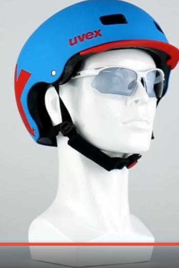北斗-头盔全景主图视频拍摄