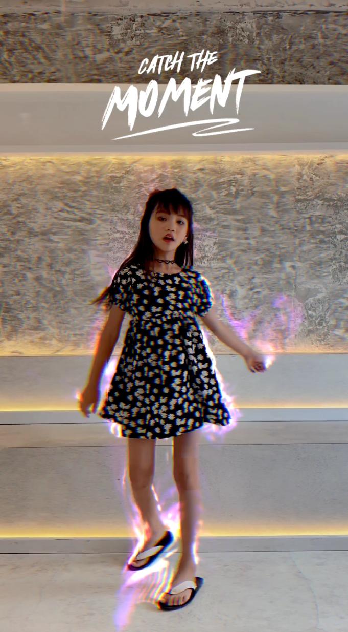 童装拍摄 抖音视频
