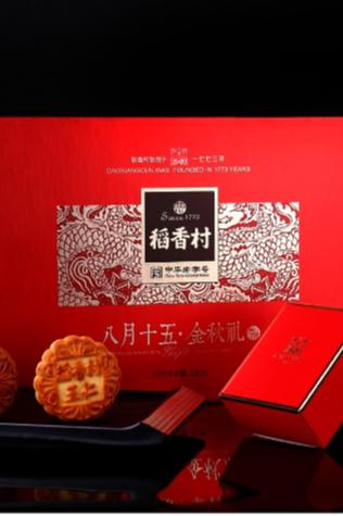稻香村中秋月饼拍摄-中秋月饼