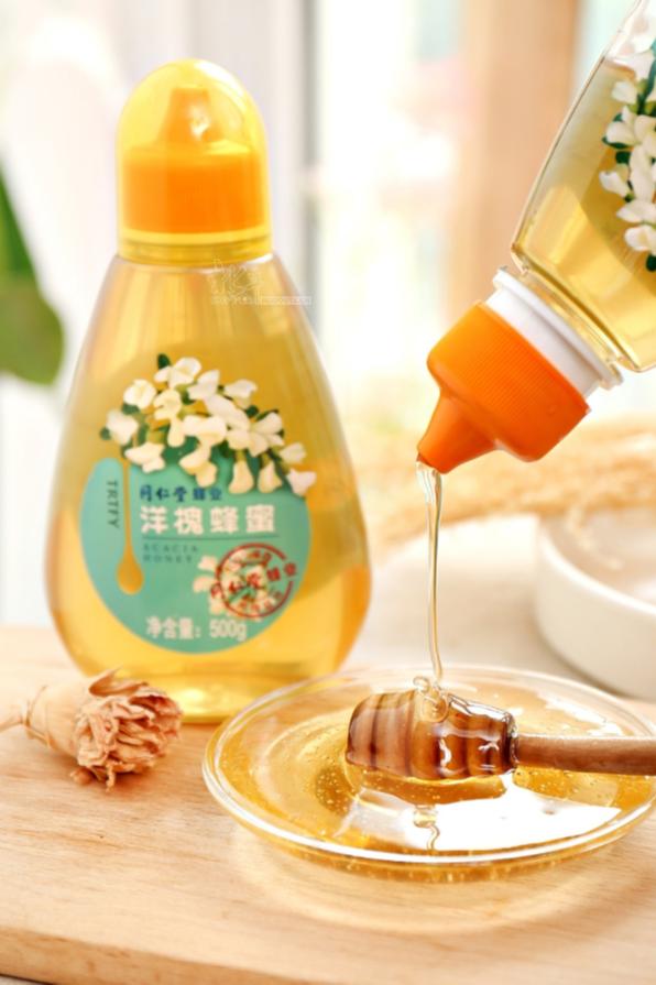 同仁堂蜂蜜场景拍摄-蜂蜜拍摄-食品拍摄