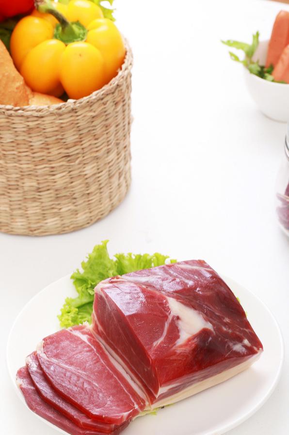 肉类猪肉熟食拍摄