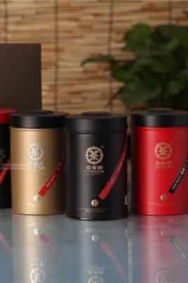 中茶茶叶茶具拍摄