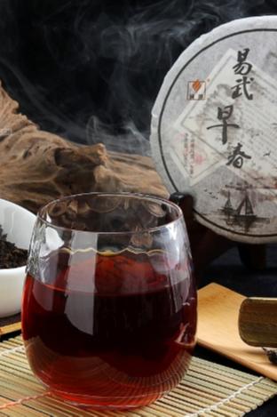 茶叶冲泡拍摄