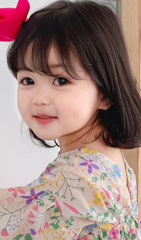 81-99女童-中国 儿童模特合集