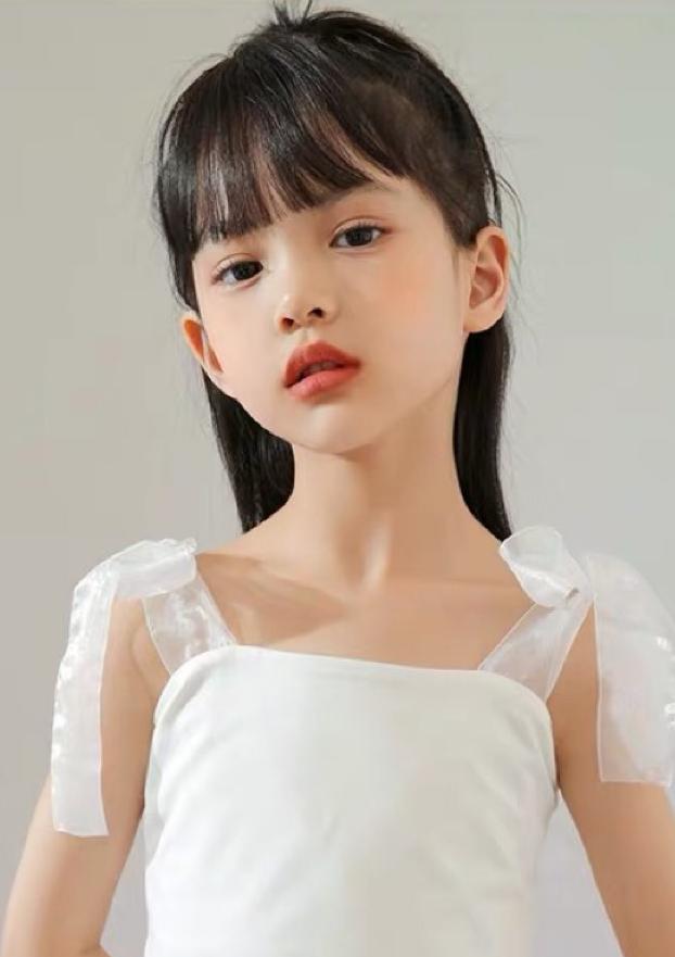 100-119女童-中国 儿童模特合集
