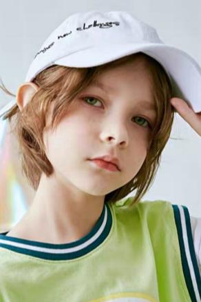120-139男童-外籍 儿童模特合集