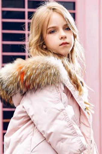 120-139女童-外籍 儿童模特合集