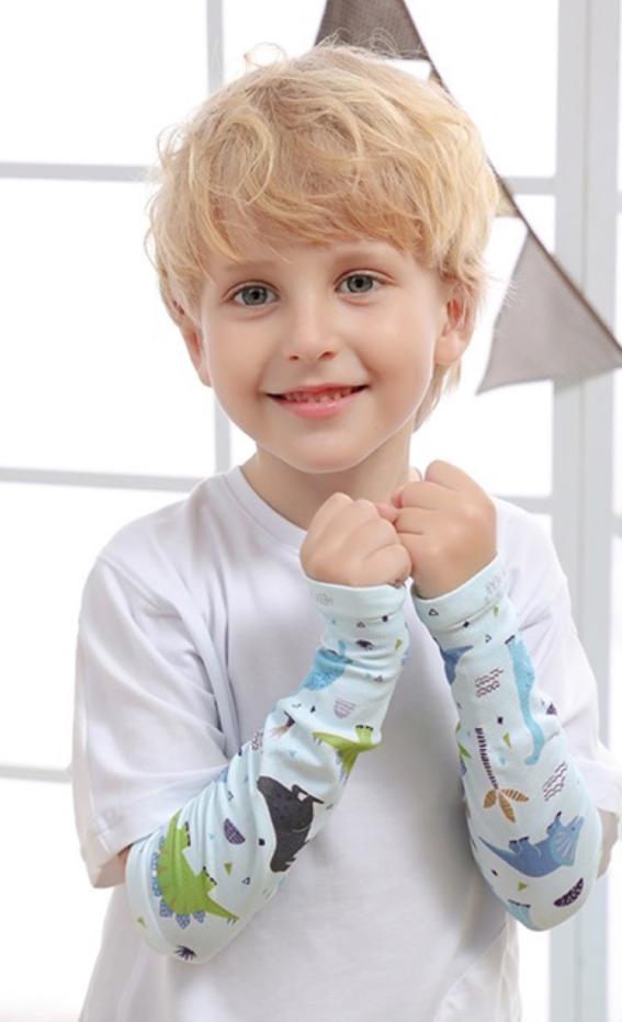 100-119男童-外籍 儿童模特合集