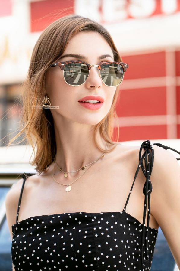 太阳眼镜 新款眼镜 防紫外线太阳镜 偏光镜 时尚眼镜