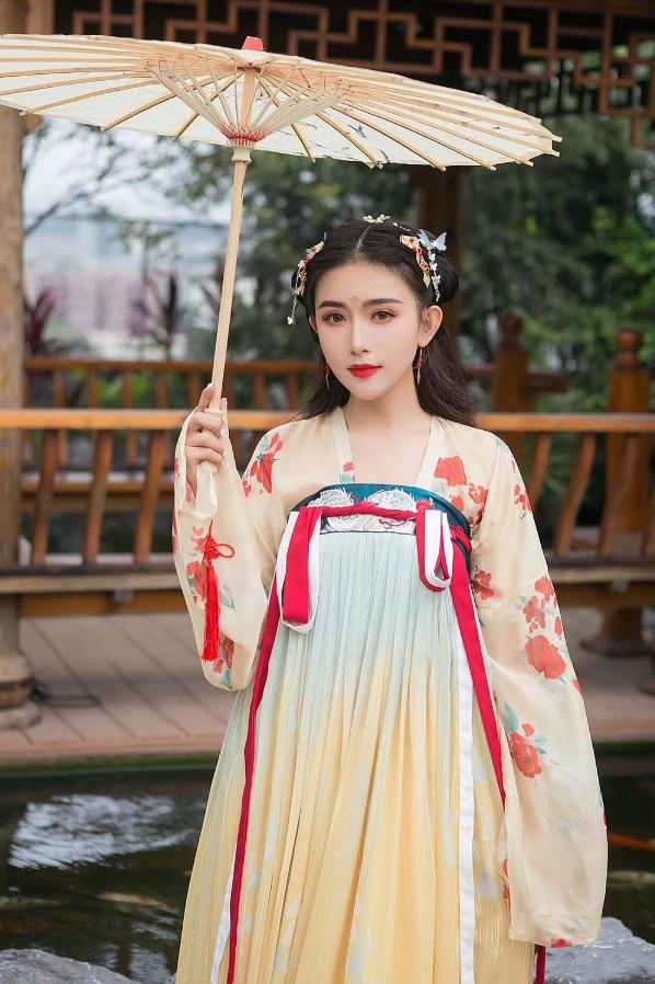 中国风拍摄 汉服拍摄 模特拍摄